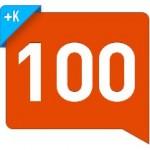 Klout Score 100