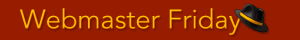 Webmaster Friday: Blogparade mit Hut