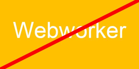 Kein Bock auf Arbeit als Webworker