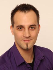 Dominik Horn Portrait
